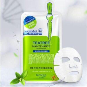 ماسک چای سبز بیوآکوا