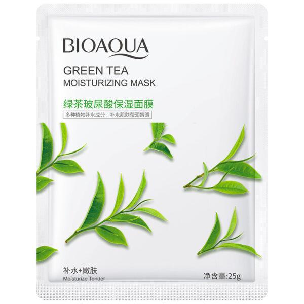 ماسک نقابی چای سبز بیوآکوا